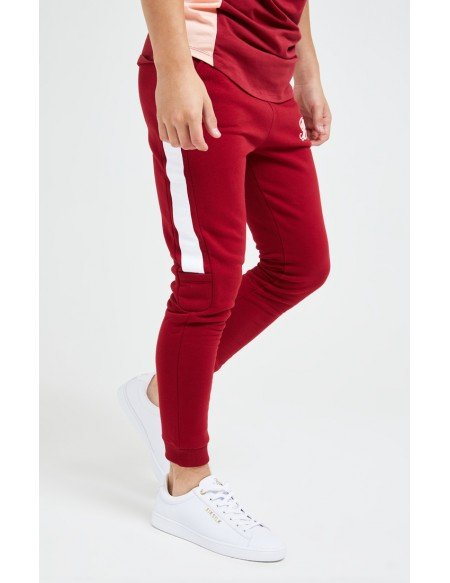 ILLUSIVE LONDON DIVERGENCE JOGGER RED