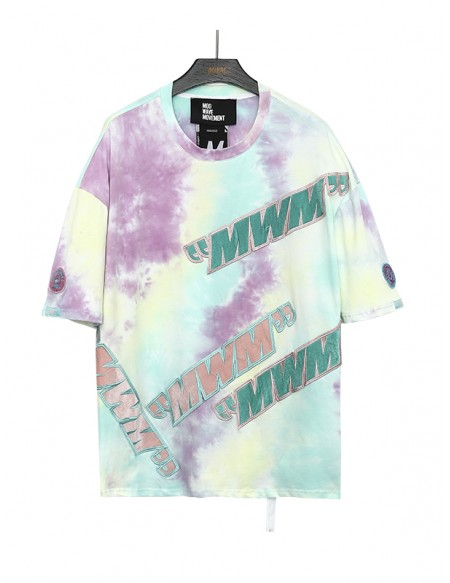 MOD WAVE MOVEMENT MW042020293 TURQUOISE T-SHIRT