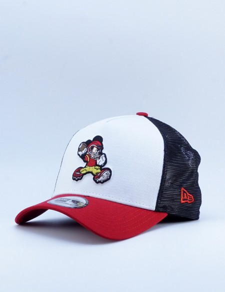 NEW ERA CHARACTER SPORTS TRCKER MICKY MOUSE WHITE/RED