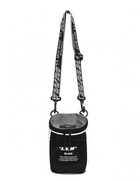 MOD WAVE MOVEMENT MW032232236 BLACK SMALL BAG