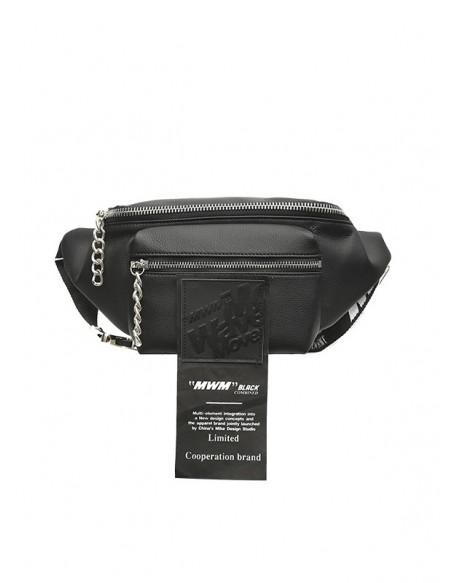 MOD WAVE MOVEMENT MW040230783 BLACK BELT BAG