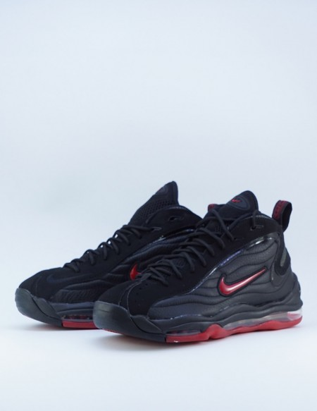 NIKE AIR MAX UPTEMPO BLACK/RED