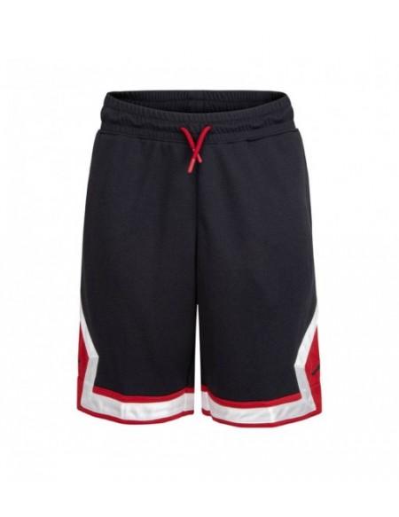 JORDAN JUMPMAN SHORTS PANTS BLACK/RED
