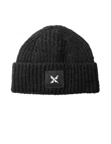 MWM  WOOL CAP BLACK