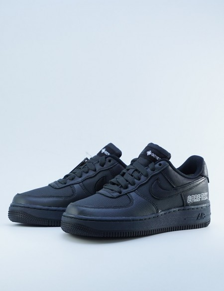 NIKE AIR FORCE 1 GORE-TEX ANTHRACITE/BLACK-BARELY GREY