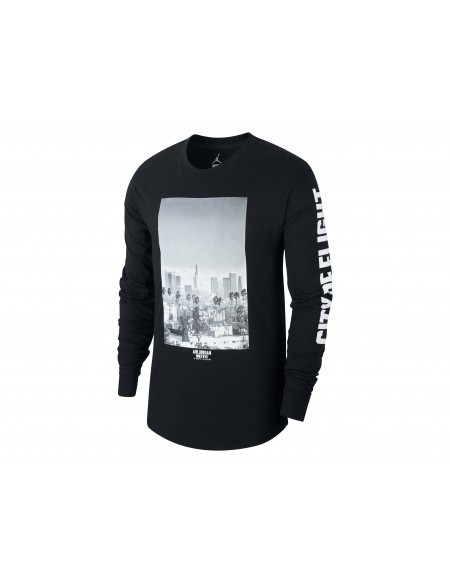 "JORDAN SPORTSWEAR ""CITY OF FLIGHT"" LONG-SLEEVE"