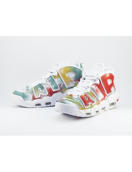 NIKE AIR MORE UPTEMPO `96 UK QS