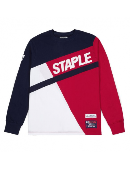 STAPLE LONG SLEEVE TEE