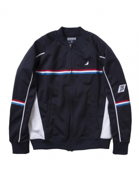STAPLE POLY TRACK JACKET