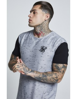 SIKSILK S/S CONTRAST INJECT