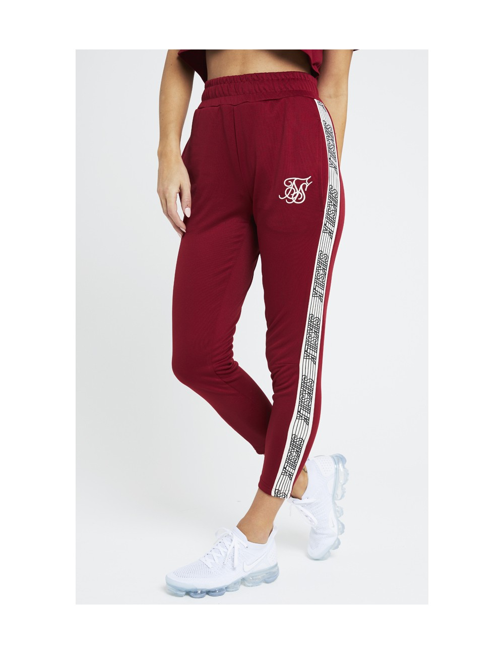 SIKSILK RUNNER CROPPED JOGGERS