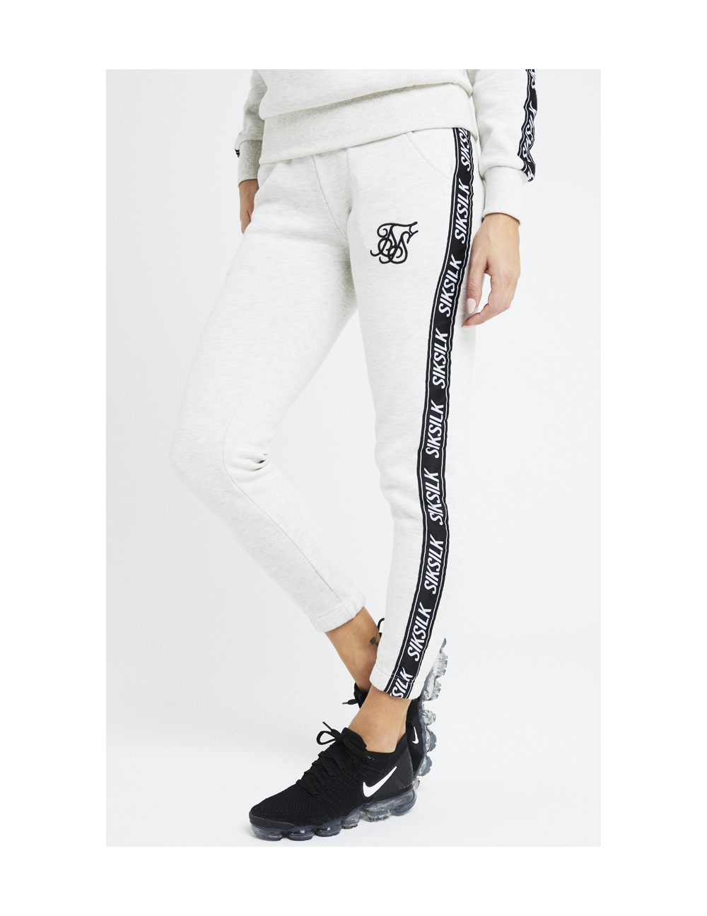 SIKSILK ORIGINAL TAPE JOGGERS